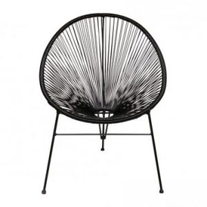 2017 Acapulco chair zwart