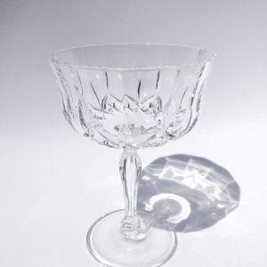 Champagne coupe glas huur bruiloft cocktail