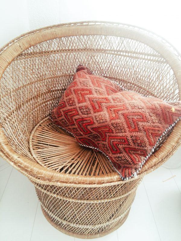 Verhuur berber kussen decoratie styling