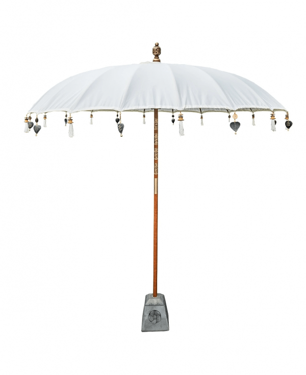 balinese parasol bruiloft huur