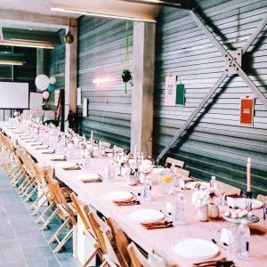 houten klapstoel diner stoel huren bruiloft event vintage