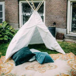 Kinder tipi speeltent