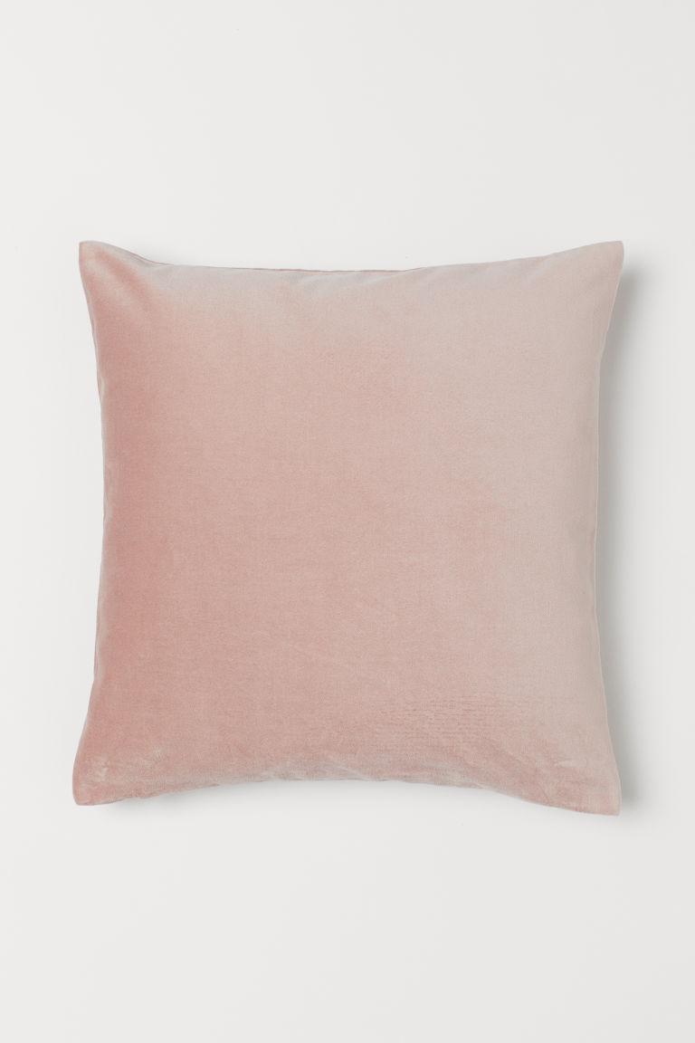 Ongebruikt Kussen Fluweel Roze | Velvet Green PT-11