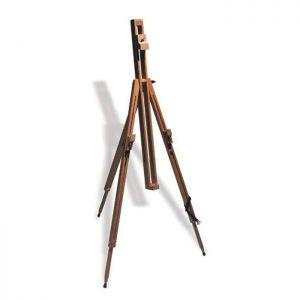 schildersezel voor welkomstbord driepoot hout