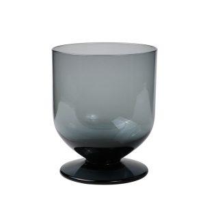 waterglas goblet grijs