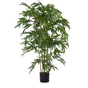 kunstplant bamboe decoratie verhuur