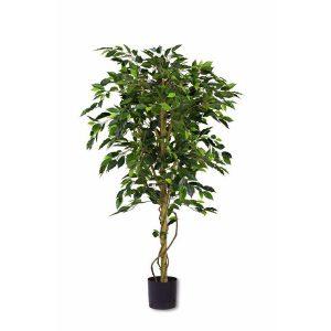 kunstplant ficus bamboe decoratie verhuur